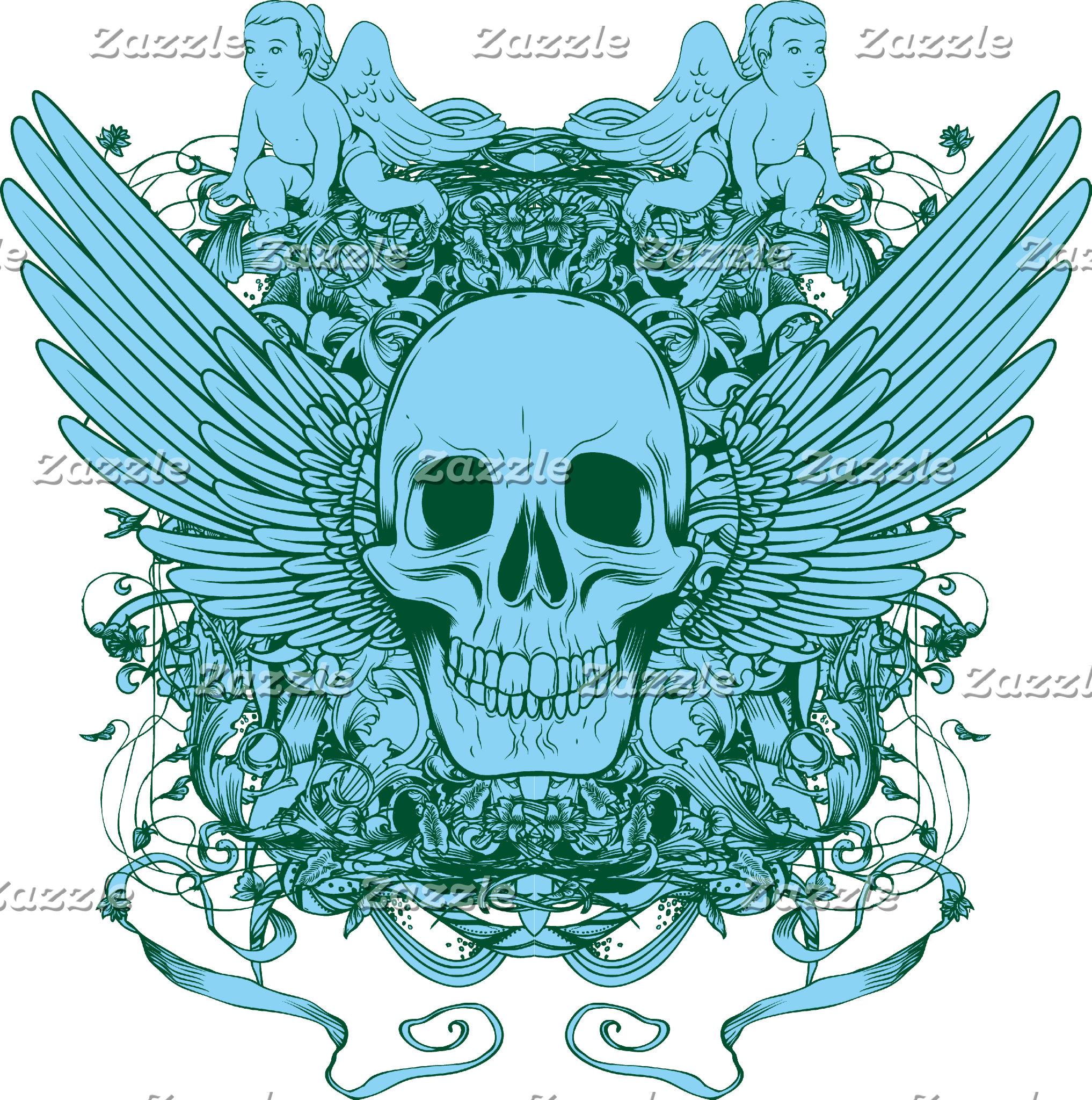 Skull ~ Skulls ~ Skeleton