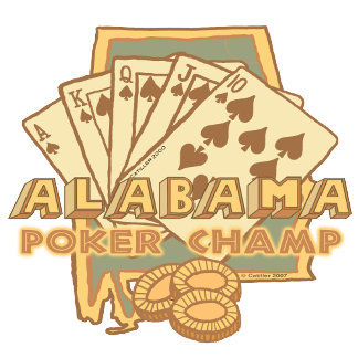 Alabama Poker Champion