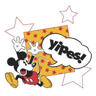 Disney Mickey & Friends Mickey design