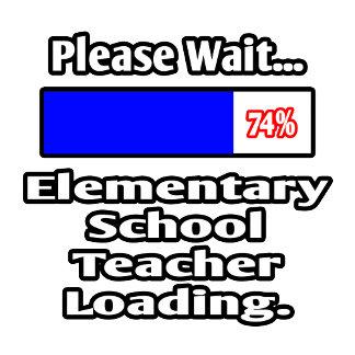 Please Wait...Elementary School Teacher Loading