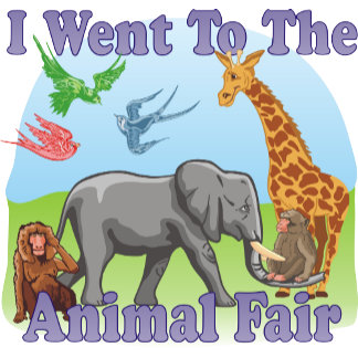 I Went to the Animal Fair