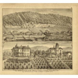 Coal works of O'Neil and Company