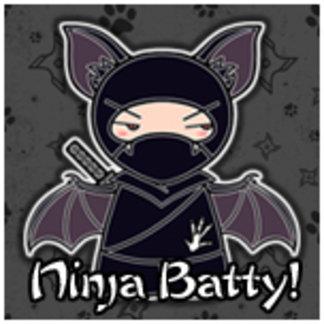 NINJA BATTY!