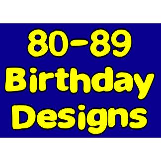 80-89 Birthday