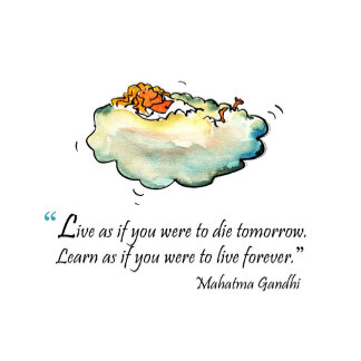 Live as if to Die Tomorrow