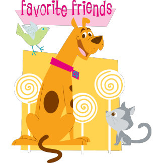 Scooby and Favorite Friends