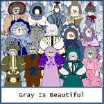 Gray Is Beautiful