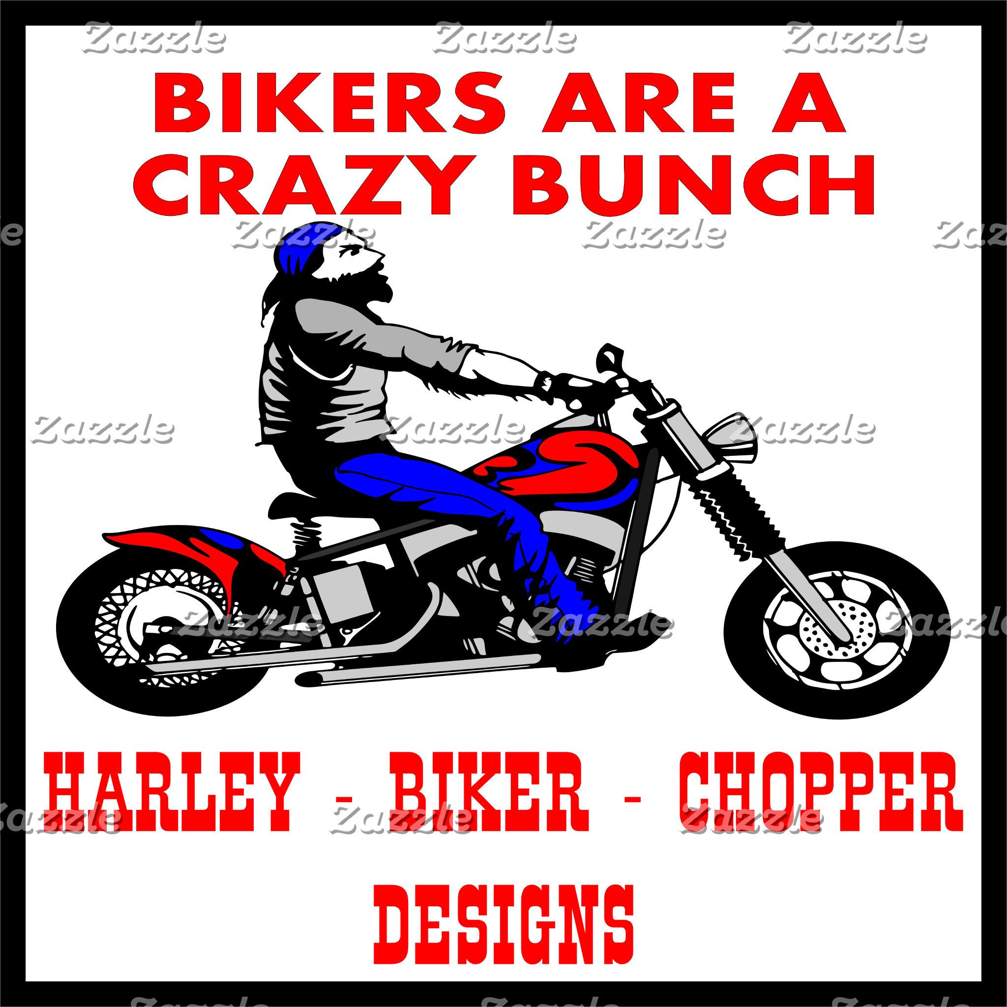 Harley - Biker - Chopper