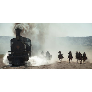 Lone Ranger Train Photo