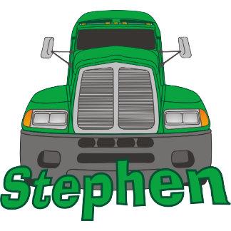 Trucker Stephen