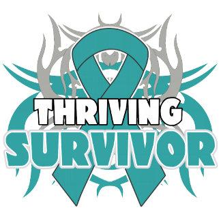 Thriving Ovarian Cancer Survivor