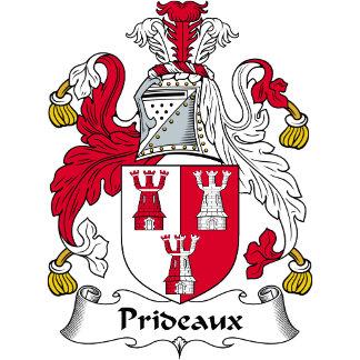 Prideaux Family Crest