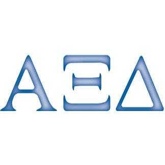 Alpha Xi Delta Letters