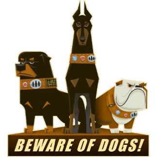 Charles Muntz' dogs from Disney Pixar UP Movie