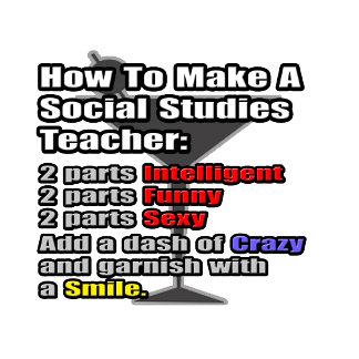 How To Make a Social Studies Teacher
