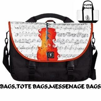 Bags,Totebag,Messenger Bag,Wristlet,Computer-Bag