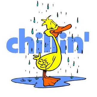 chillin' duck