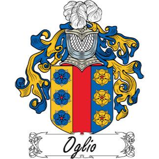 Oglio Family Crest