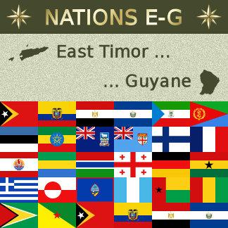 Nations E-G