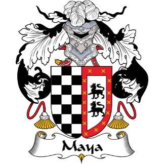 Maya Family Crest