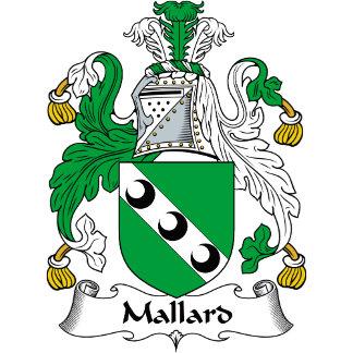 Mallard Family Crest