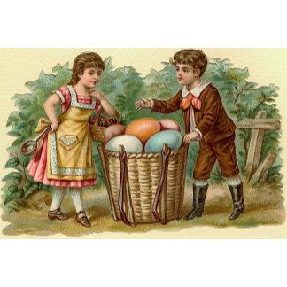 Vintage Easter Ties