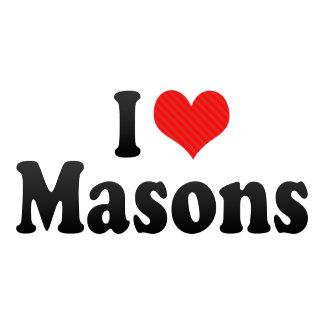 I Love Masons