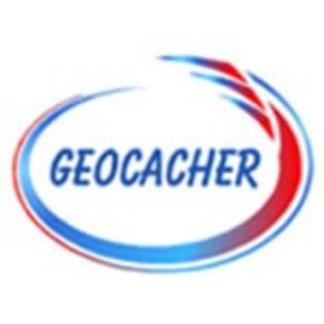 Geocacher Blue Pizzaz