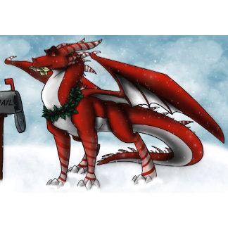 Holiday/Christmas Dragon