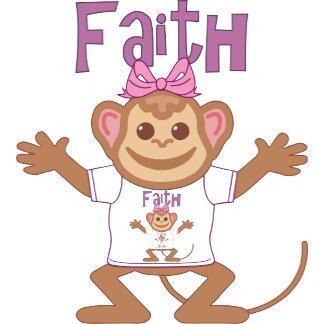Little Monkey Faith