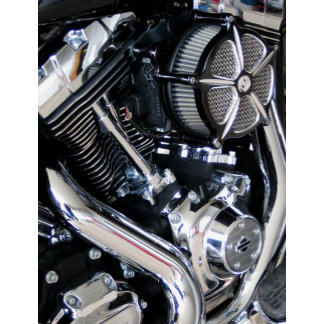 Motorcycle engine for motorcycle people
