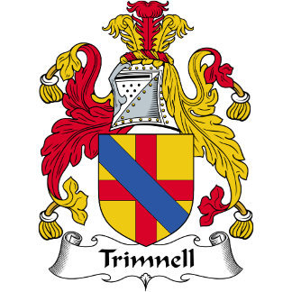 Trimnell Family Crest
