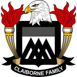 Claiborne Coat of Arms