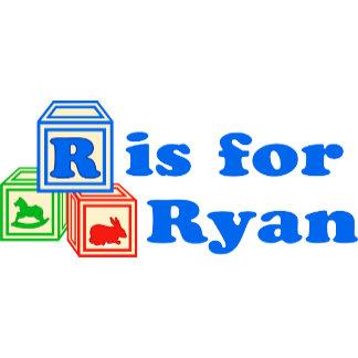 Baby Blocks Ryan