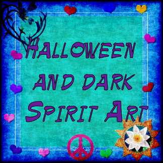 HALLOWEEN AND DARK SPIRIT GIFTS