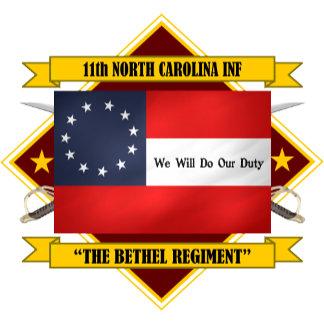11th North Carolina Infantry (The Bethel Regiment)