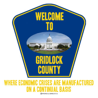 Welcome To Gridlock County (U.S. Congress)