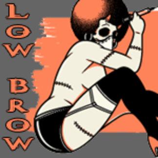 Low Brow t shirts | Kustom t shirt | Cool t shirts