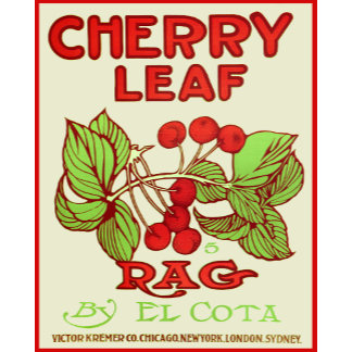 Cherry Leaf Ragtime