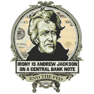 Irony Is Jackson On A Banknote