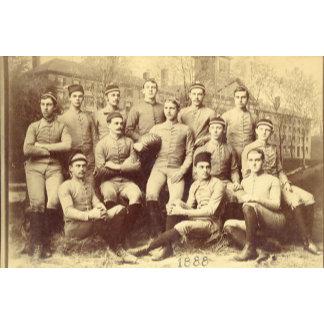 UMass Football 1888