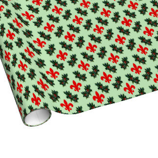Holiday Gift Wrap, Wrapping Paper