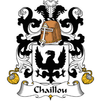 Chaillou Family Crest