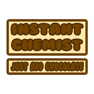Instant Chemist ... Just Add Chocolate