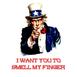 Smell My Finger