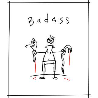 Badass Snake Guy