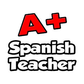 A Plus Spanish Teacher