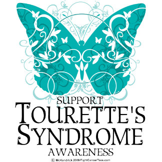 Tourette's Syndrome Butterfly