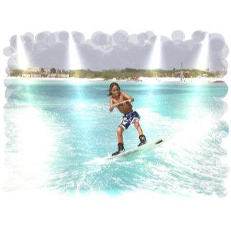 Kid Wakeboarding