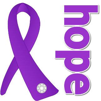 Epilepsy Hope Ribbon